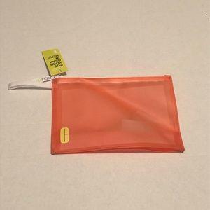 Clinique Fit makeup bag